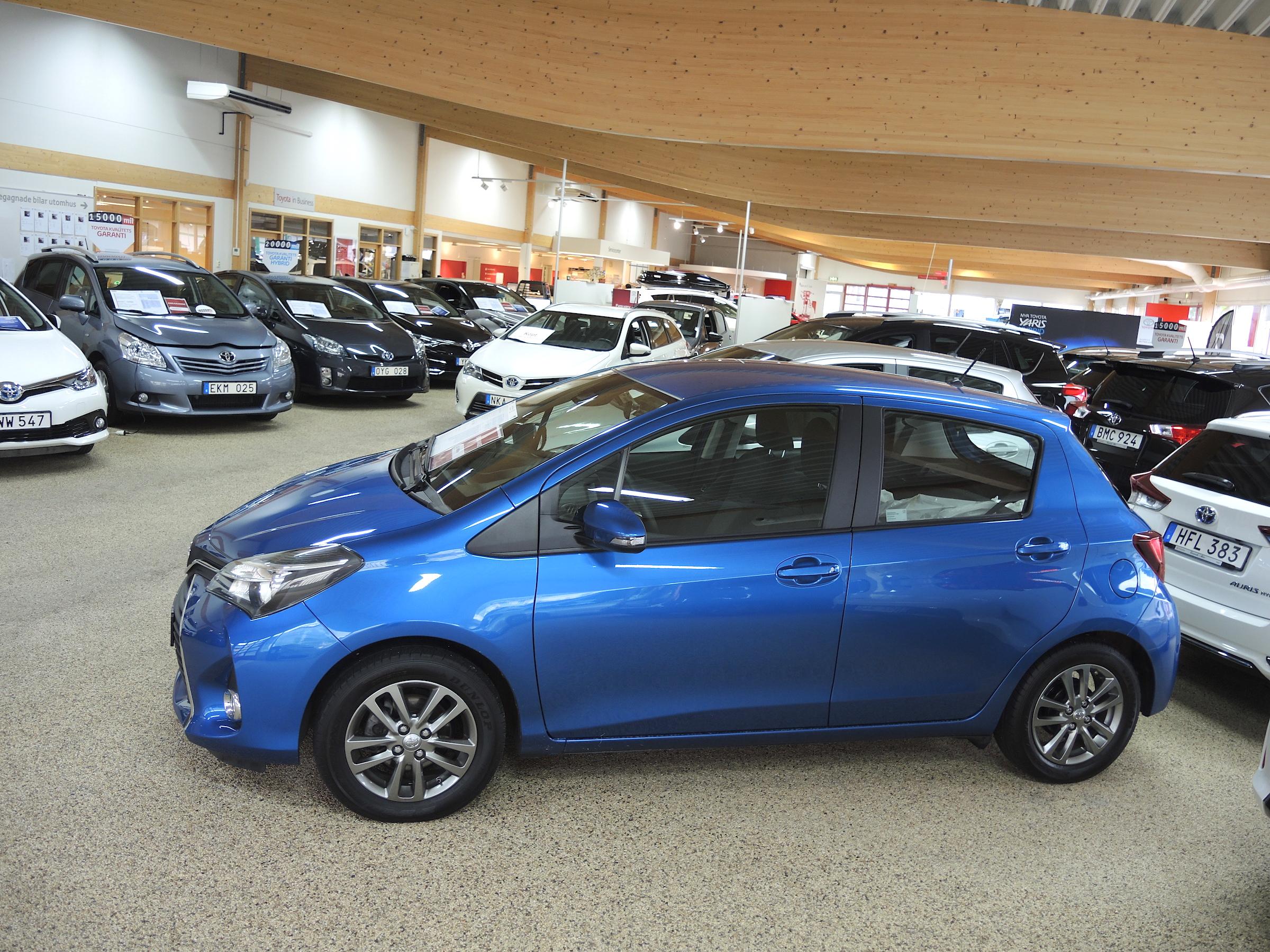 Bilhall Toyota