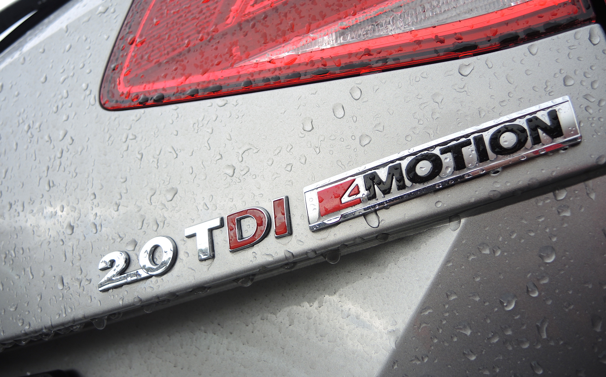 TDI 4Motion