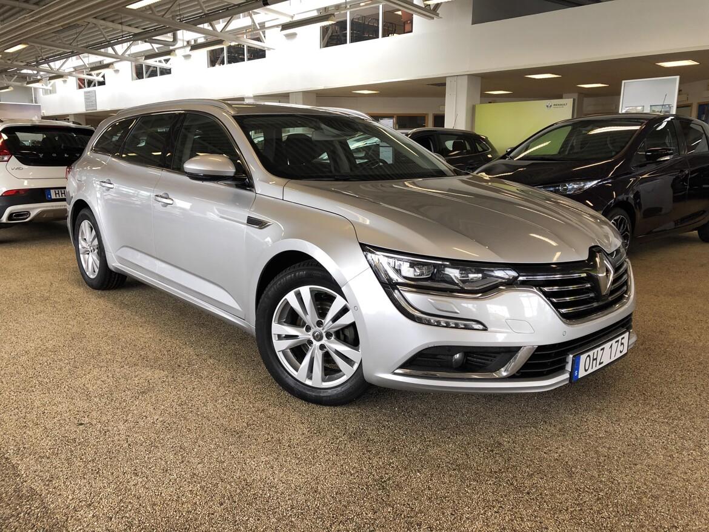 Renault Talisman  Silver