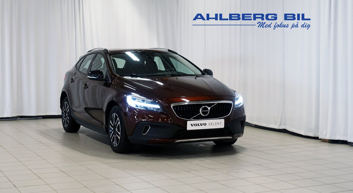Volvo V40 Cross Country Momentum Brun