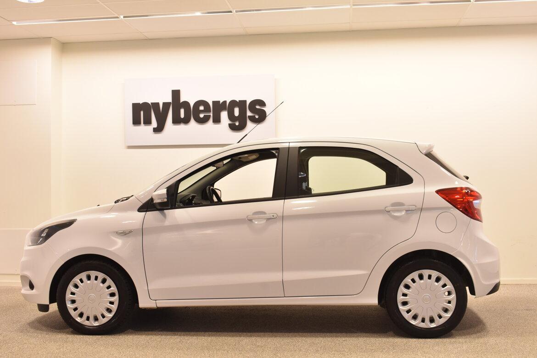 Nybergs Bil Ford Ka 1.2 70hk Trend  Jönköping