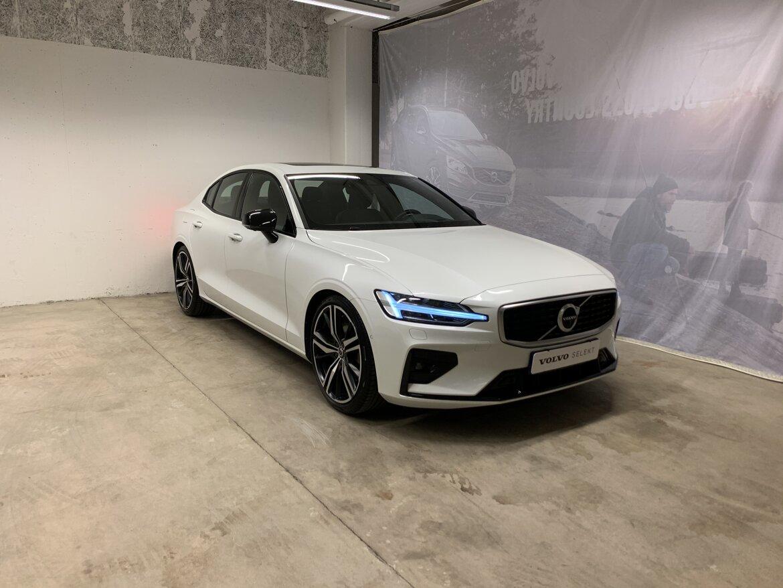 Volvo S60 R-Design Vit