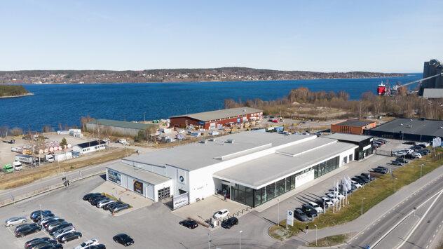 Norra Sveriges största BMW & MINI-anläggning