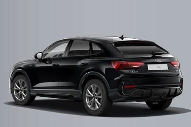 Audi Q3 45 TFSI quattro Sportback