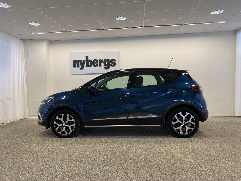 Nybergs Bil Renault Captur PhII Energy TCe 90 Intens II Dragkrok  Jönköping