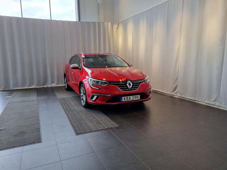 Renault MÉGANE SPORT TOURER  Röd
