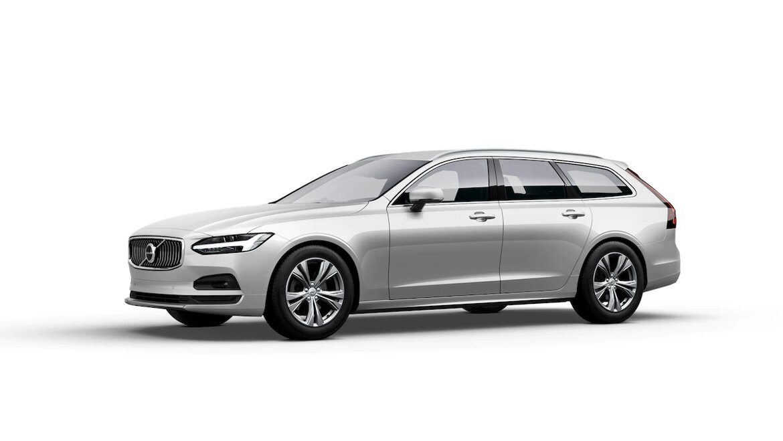 Volvo V90 Momentum Silver