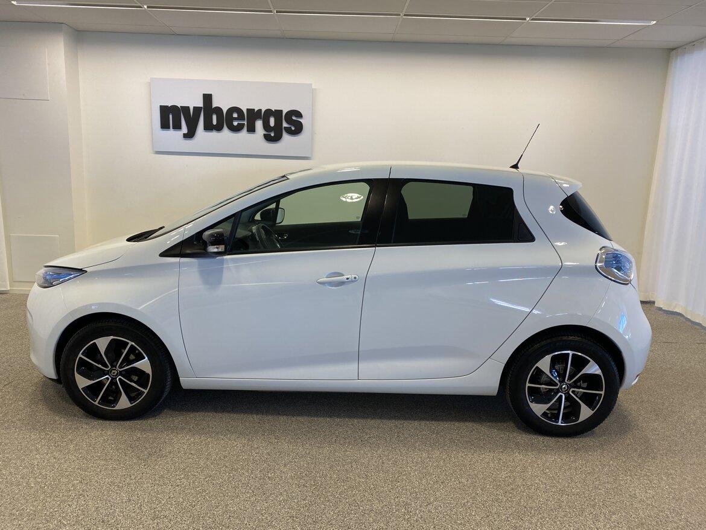 Nybergs Bil Renault ZOE 41 kWh Intens batterihyra  Jönköping