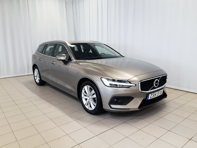 Volvo V60 Momentum, Advanced Edition Grå