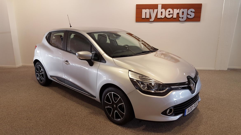 Nybergs Bil Renault CLIO  Jönköping