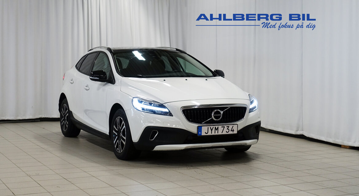 Volvo V40 Cross Country Kinetic Vit