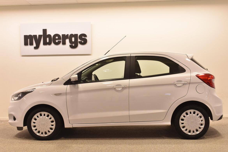 Nybergs Bil Ford Ka 1.2 85hk Trend  Jönköping