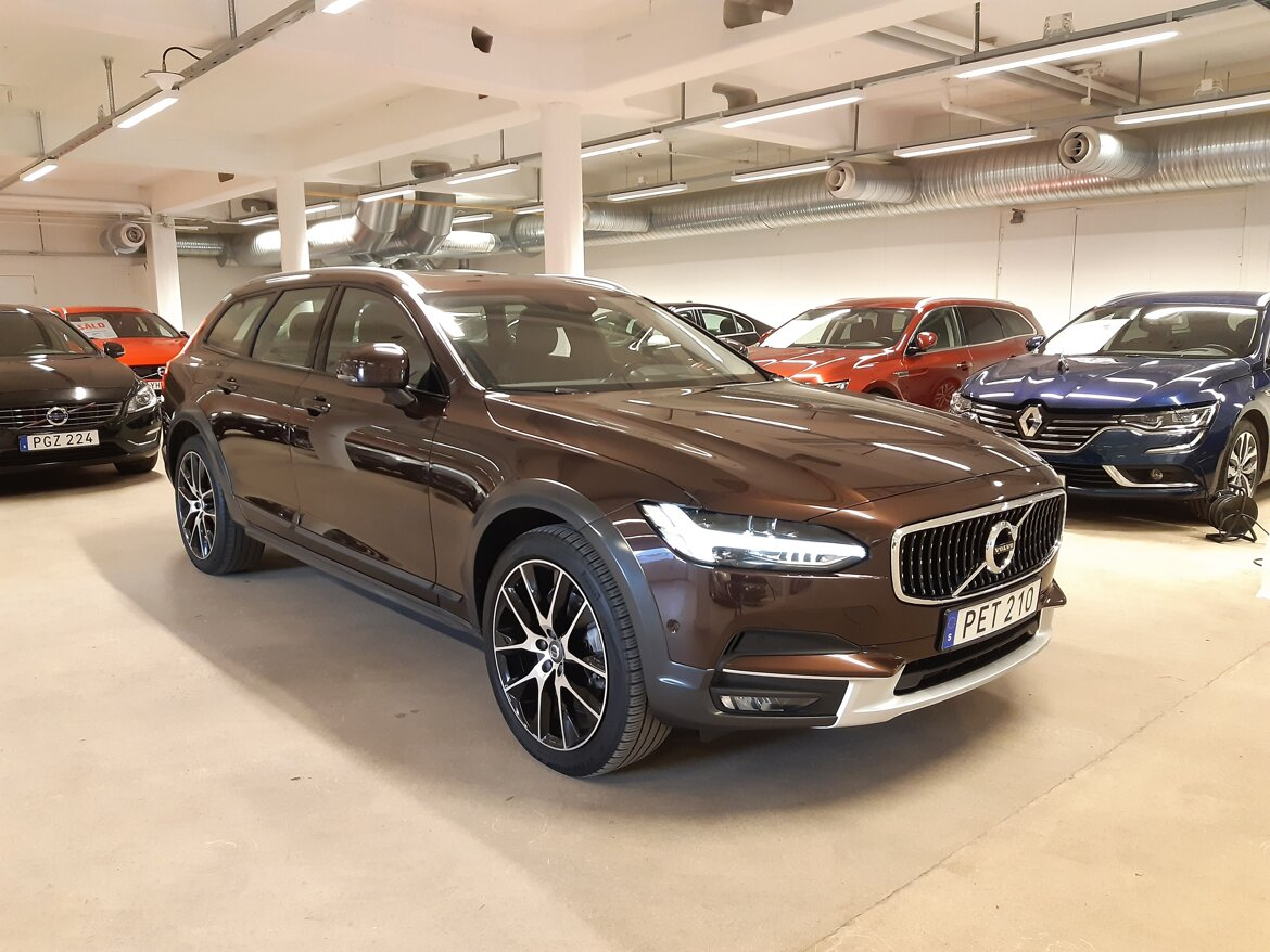 Volvo V90 Cross Country Inscription Brun