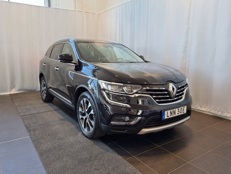 Renault Koleos  Svart