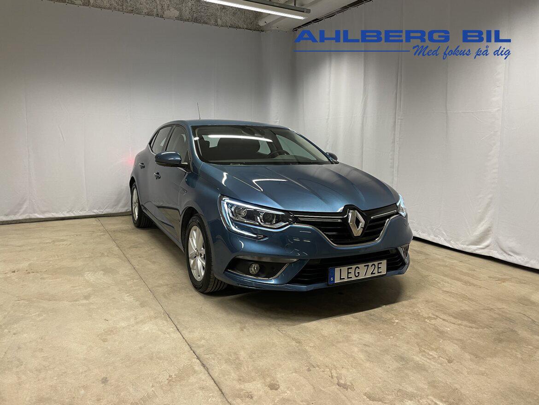 Renault Mégane  Blå