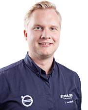 ANDREAS JOHANSSON - Personlig servicetekniker/Teamledare