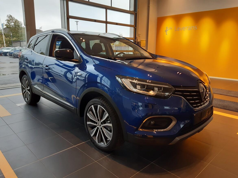Renault Kadjar  Blå