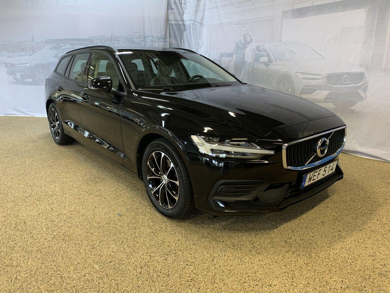 Volvo V60  Svart