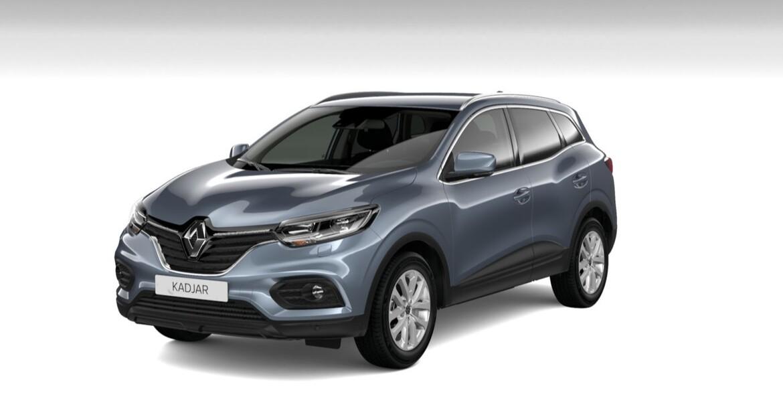 Renault Kadjar  Grå