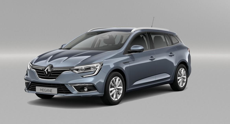 Renault MÉGANE SPORT TOURER TCe 140 GPF EDC7 Bose Grå