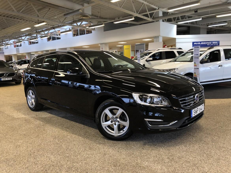 Volvo V60 Summum Svart