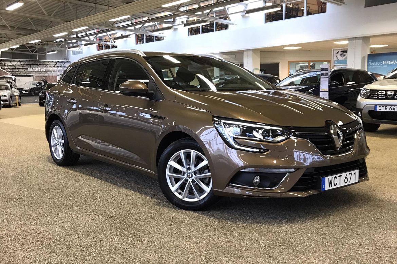 Renault MÉGANE SPORT TOURER Energy dCi 110 Aut6 Zen