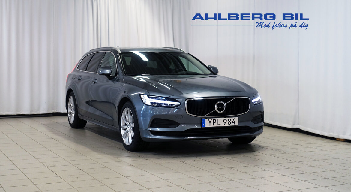 Volvo V90 Momentum, Advanced Edition Grå