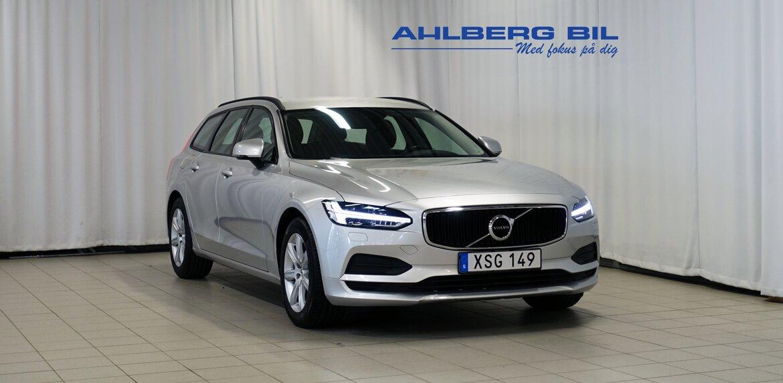 Volvo V90 Kinetic Silver