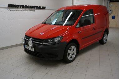 Volkswagen Caddy Skåpbil