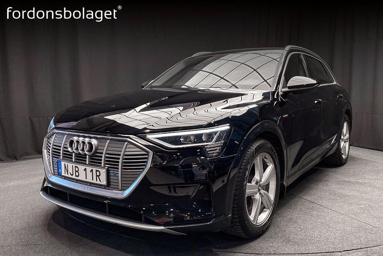 Till salu - Audi e-tron 50 quattro, 313hk, 2020 till salu ...