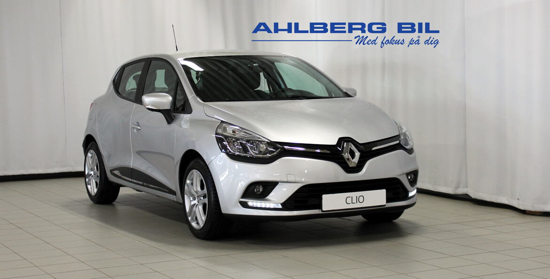 Renault Clio  Silver