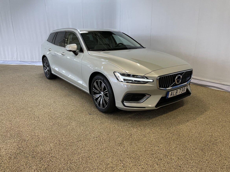 Volvo V60 Inscription Vit