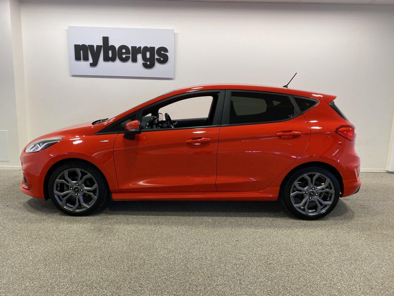 Nybergs Bil Ford Fiesta 1.0 100 ST-Line 5-d  Jönköping