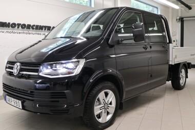 Volkswagen Transporter Chassi Double Cab