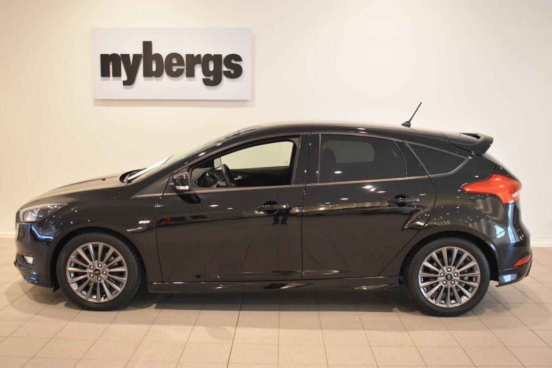 Nybergs Bil Ford Focus 1.5 150 ST-Line 5-d  Nässjö