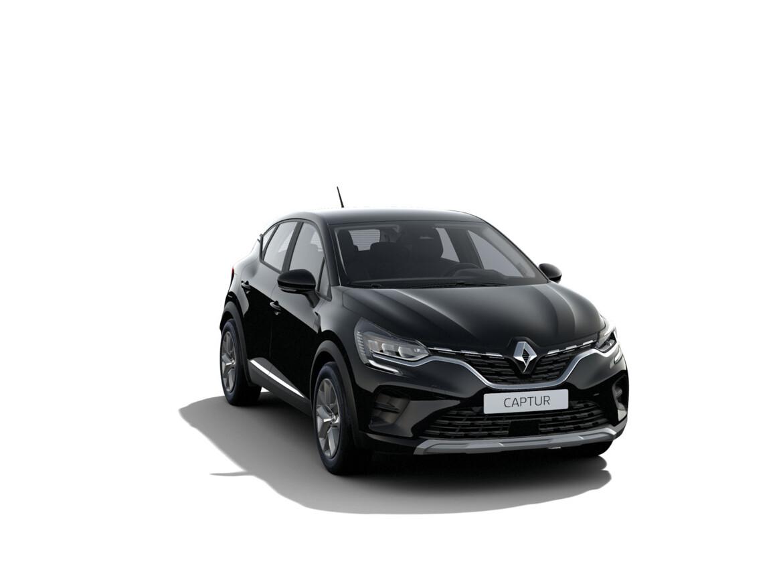Renault Captur  Svart