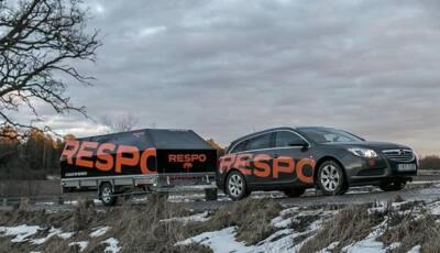 RESPO Släpvagnar hos BILKONSULT