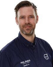 HENRIK MALMROS - Personlig Servicetekniker