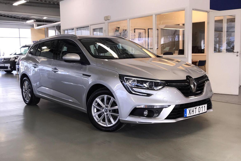 Renault MÉGANE SPORT TOURER Energy dCi 110 Aut6 Zen Silver