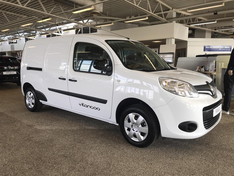Renault Kangoo  Vit