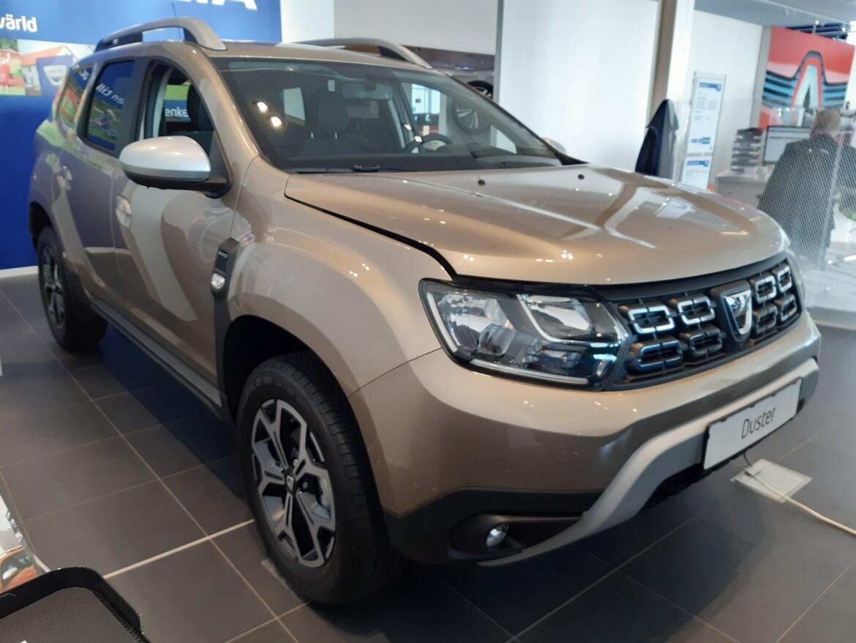 Dacia Duster  Brun