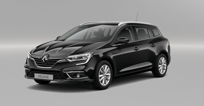 Renault MÉGANE SPORT TOURER TCe 140 GPF EDC7 Zen Svart