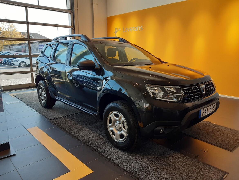 Dacia Duster  Svart
