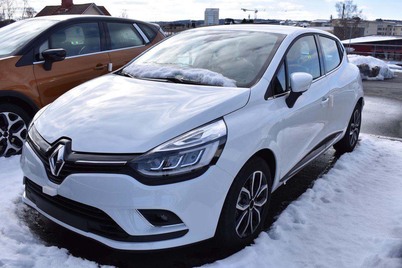 Nybergs Bil Renault CLIO  Nässjö