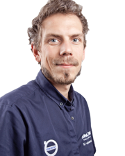 ALEXANDER MAGNUSSON - Personlig Servicetekniker