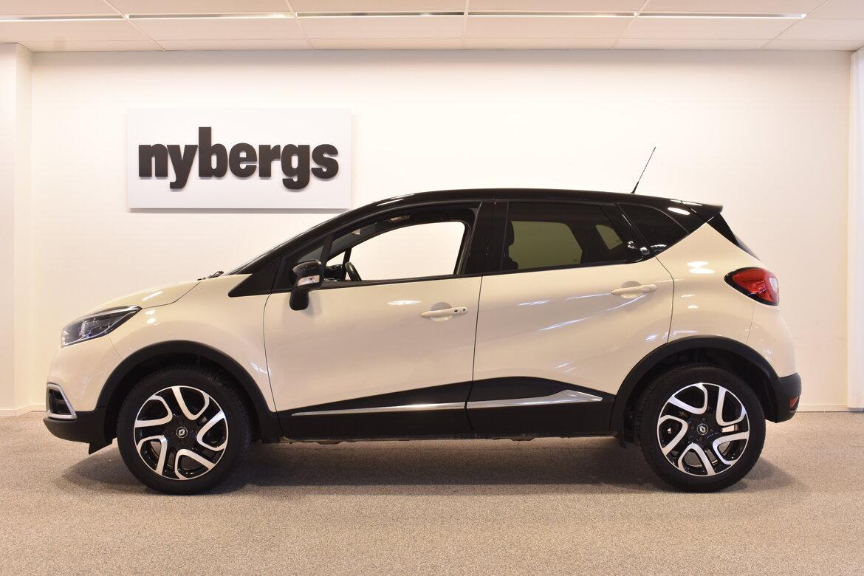 Nybergs Bil Renault Captur Energy TCe 90 Dynamique 5-d  Nässjö