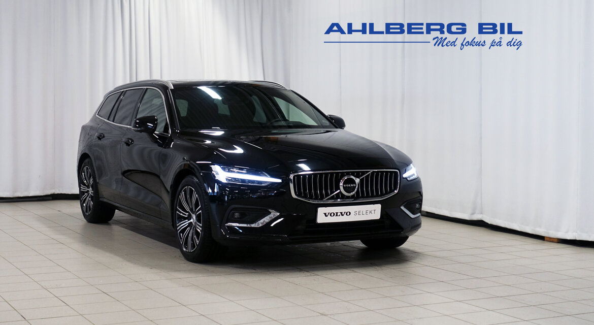 Volvo V60 Inscription Svart