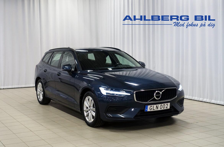 Volvo V60 Momentum, Advanced Edition Blå