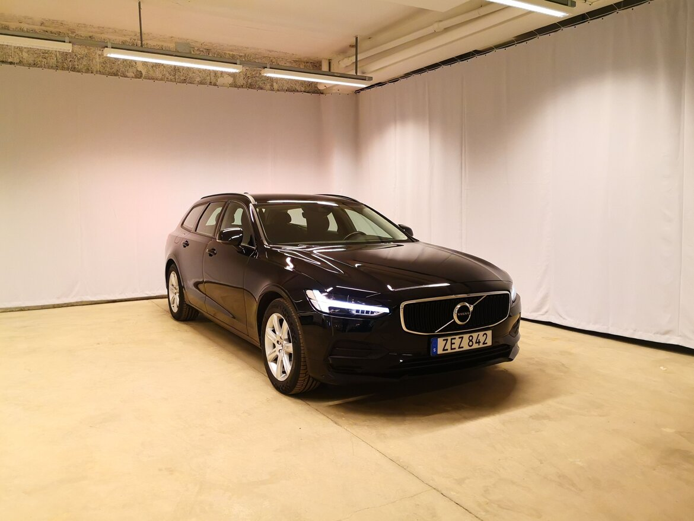 Volvo V90 Kinetic, Business Svart