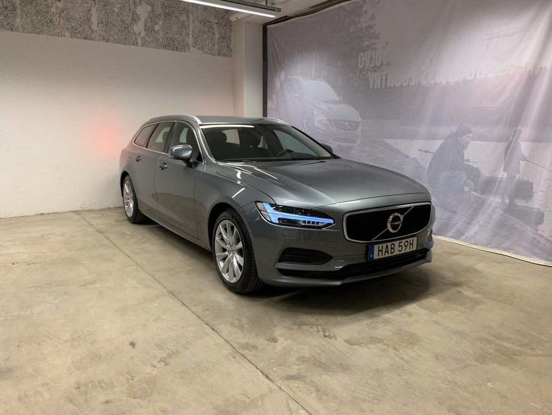 Volvo V90 Momentum, Advanced Edition Grå